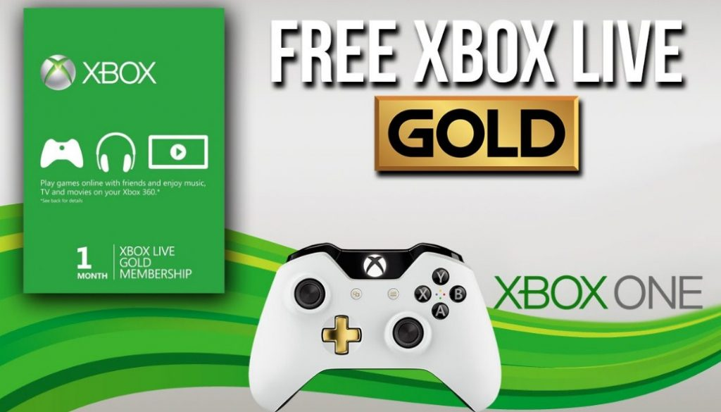 Xbox Live Gold Game Pass Free Codes No Survey – Get free